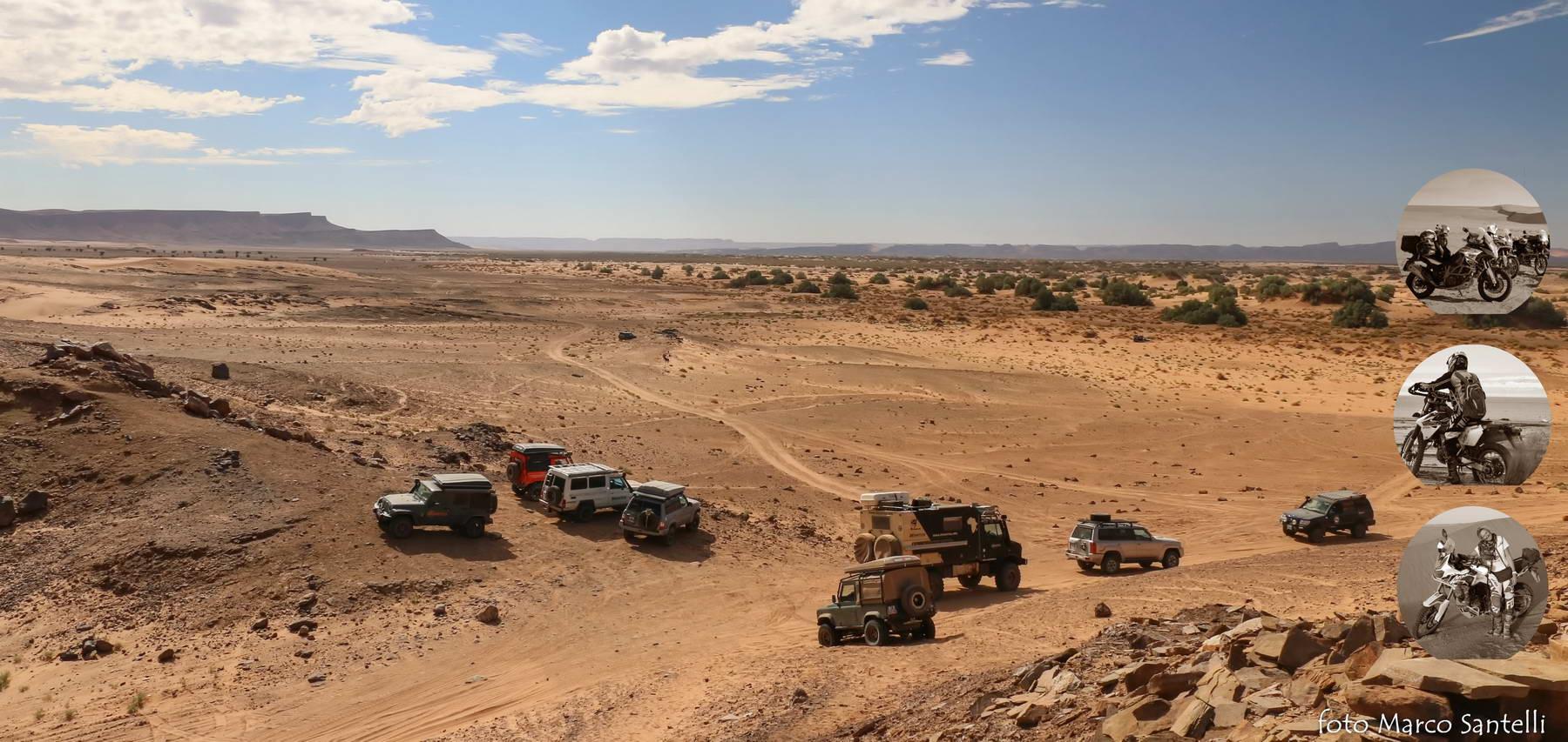 Iran desert Tour 4x4 Moto