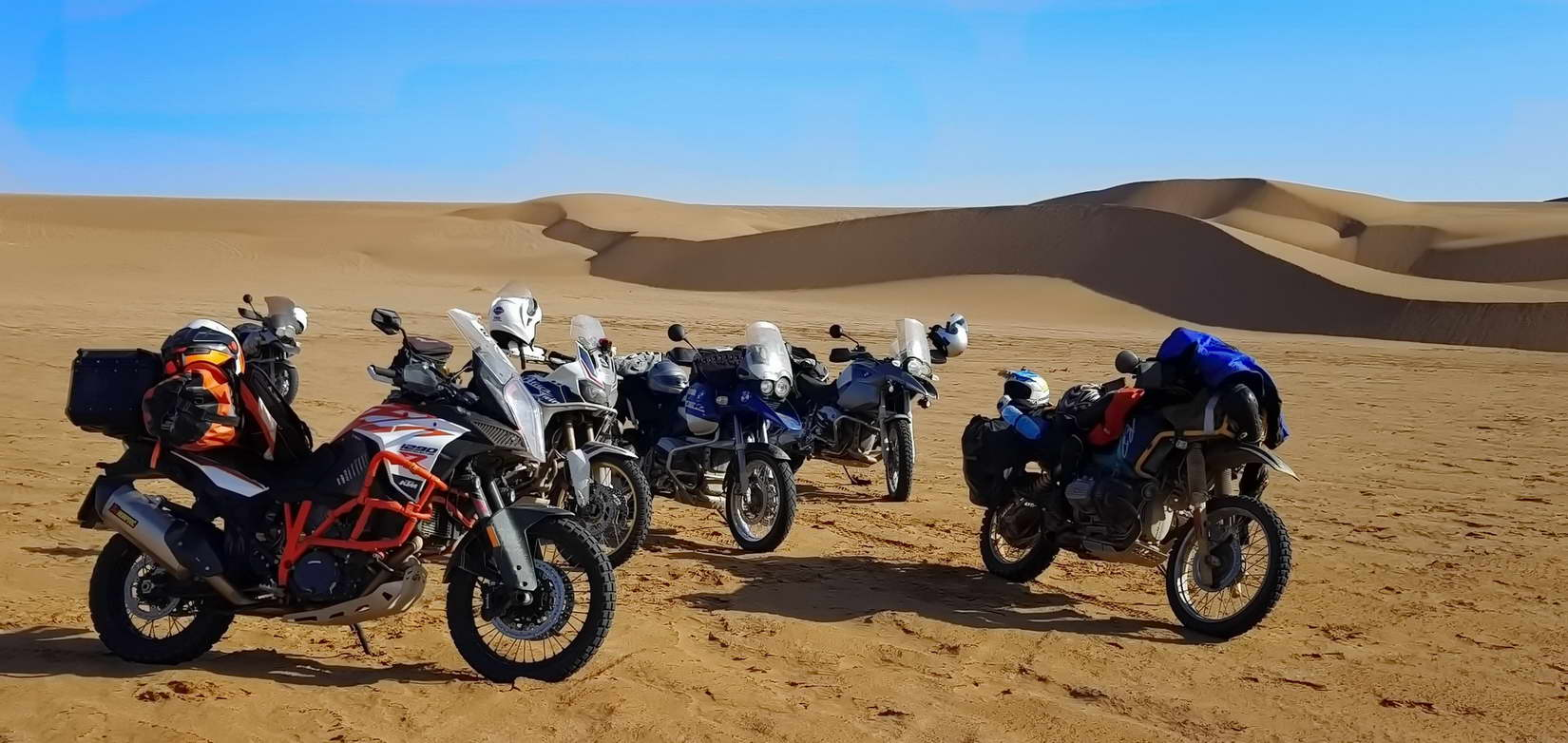 Iran Motorcycle Tour
